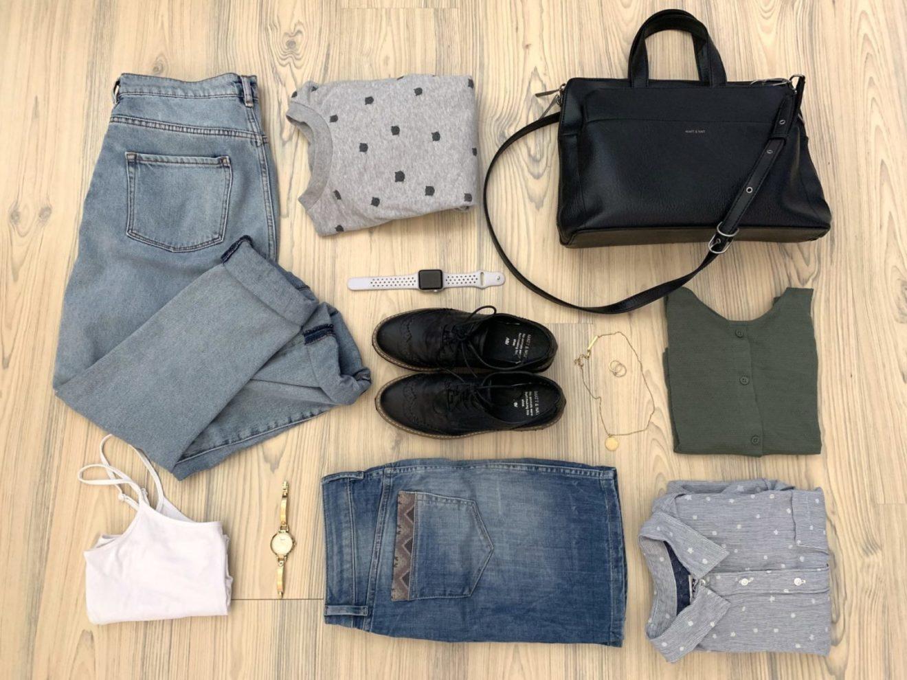 7 Schritte zu deiner perfekten minimalistischen Capsule Wardrobe