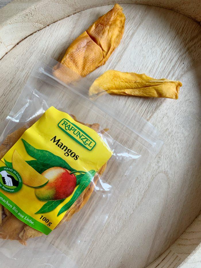 getrocknete Mango