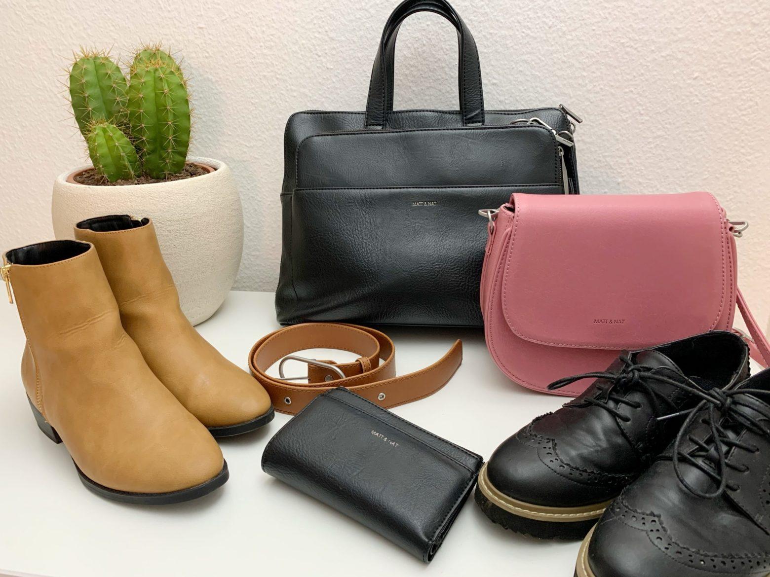 Vegane Schuhe, Taschen und Accessoires | Matt & Nat Review