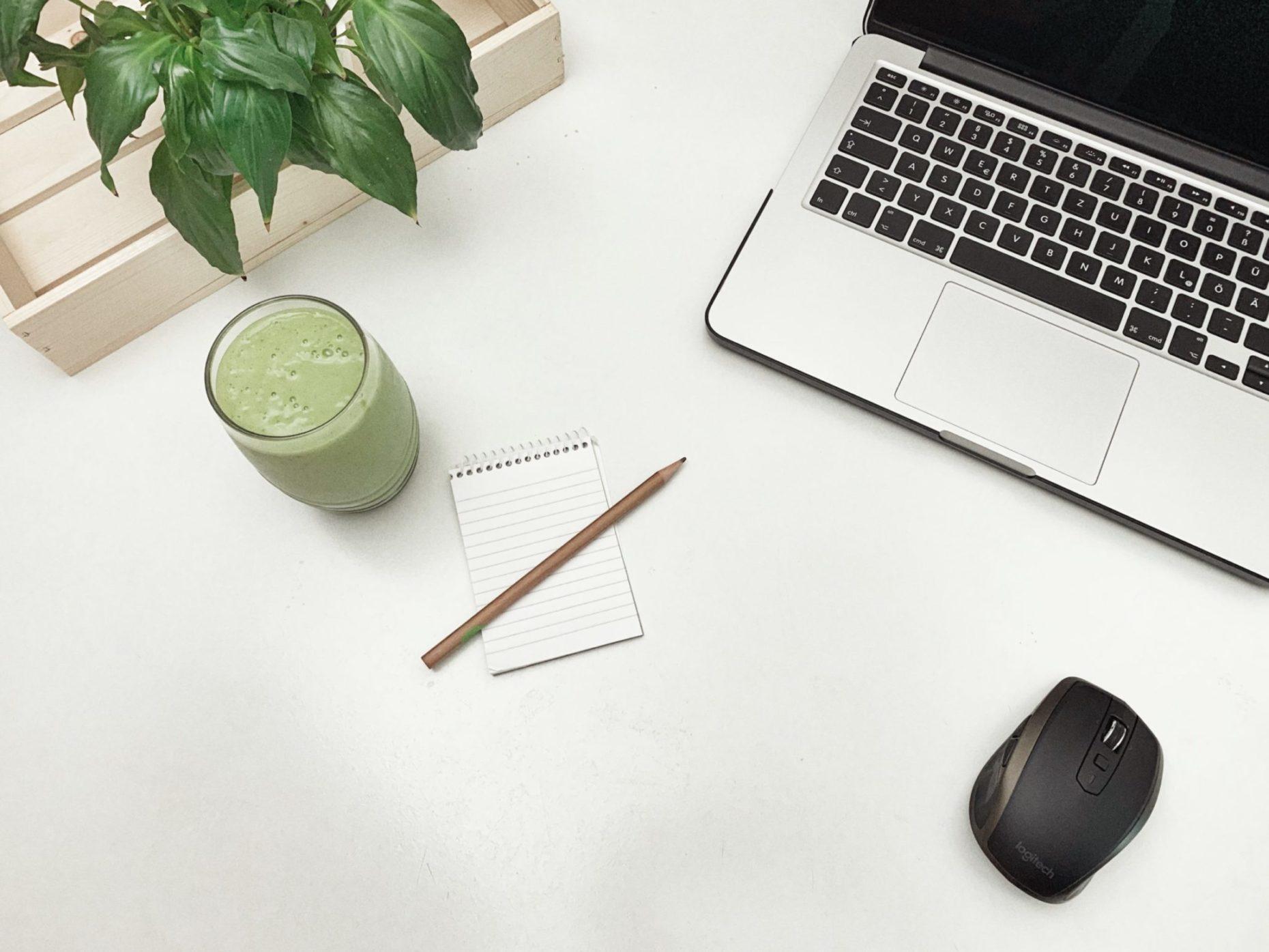 How To: Minimalistischer Schreibtisch für maximale Produktivität