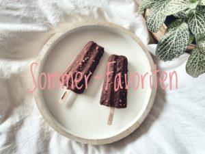 Sommer Favoriten: Zero Waste Eis, glowy Make Up & Fair Fashion